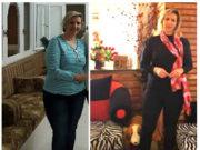 """Ghada, -6 kg """"y lo mas importante es que no siento que estoy a dieta"""""""