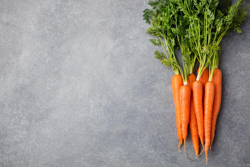 Zanahorias crudas