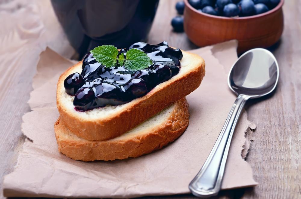 Marmeladas en la dieta