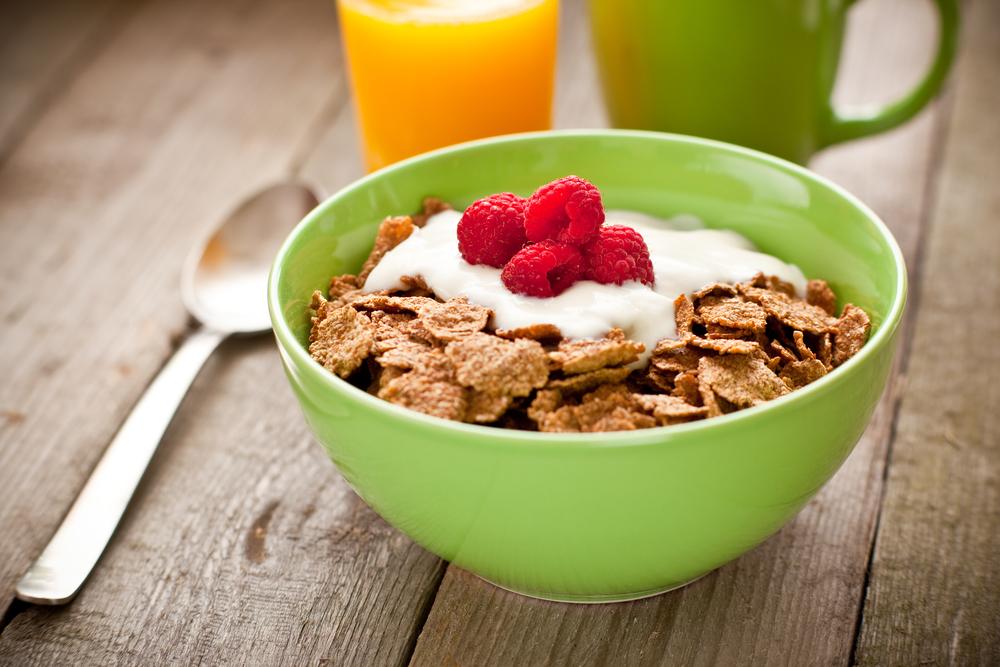 cereales en la dieta