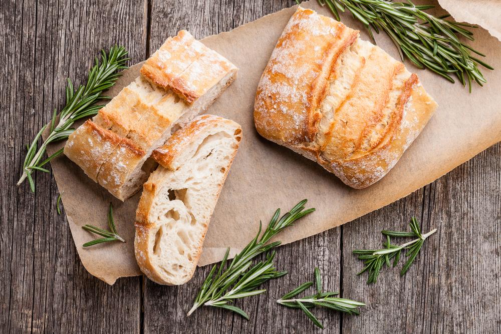 Pan en la dieta Manzanaroja