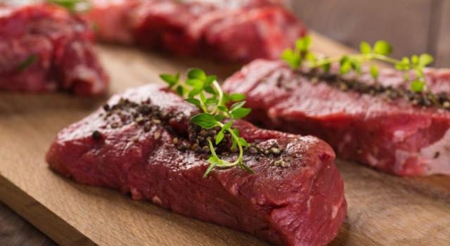 Cuánta carne comer